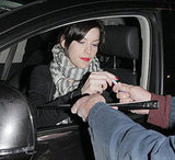 Liv Tyler Leaves Madeo