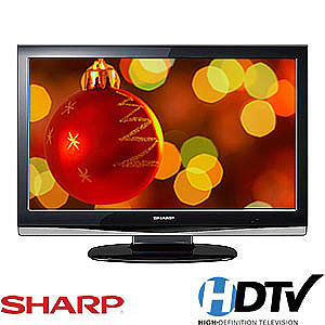 "Sharp  32"" LCD HDTV $500"