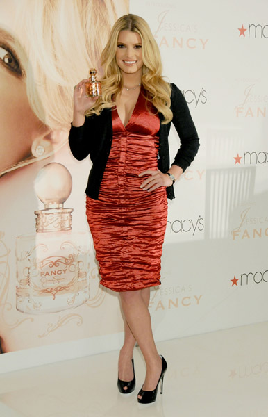 Jessica Launches Fancy