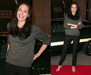 Photos of Angelina Jolie at Premiere of Gran Torino in LA