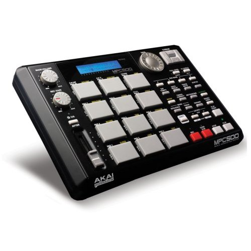 Akai&#039;s MPC500