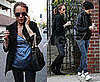Photos of Lindsay Lohan and Samantha Ronson at Medical Center in LA