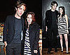 Photos of Robert Pattinson and Kirsten Stewart in Paris For Twilight Photo Call