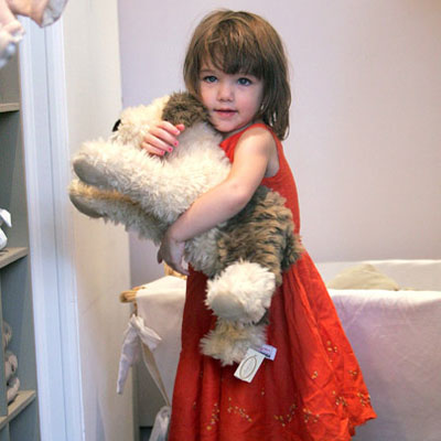 Best of 2008: A Year of Adorable Suri Cruise