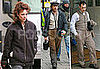 Photos of Rachel McAdams on the Set of Sherlock Holmes