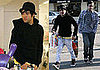 Photos of Pete Wentz Shopping For Bronx; Pete Blogged Response About Selling Baby Pictures and Bronx Looking Like Ashlee