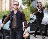 Ryan Gosling and His Guitar
