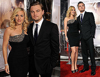 Photos of Kate Winslet and Leonardo DiCaprio at LA Premiere of Revolutionary Road
