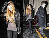 Photos of Lindsay Lohan and Samantha Ronson Leaving Bardot in LA