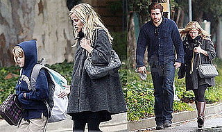 Photos of Reese Witherspoon and Jake Gyllenhaal Picking Up Ava Phillippe in LA