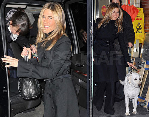 Photos of Jennifer Aniston at GMA