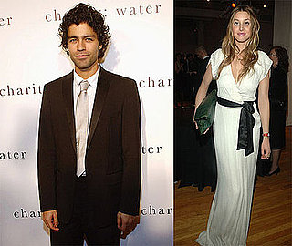 Adrian Grenier and Whitney Port Supporting charity: water in NYC