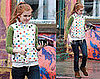 Photos of Isla Fisher Shopping in LA