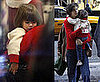 Photos of Katie Holmes and Suri Cruise in NYC 2008-12-24 06:00:00