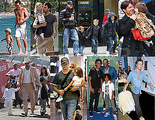 Who Is Your Favorite Celebrity Dad of 2008?