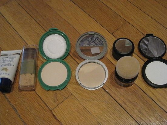 Foundations &amp;Powders.