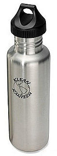Gear Review: Klean Kanteen Stainless Steel Water Bottle