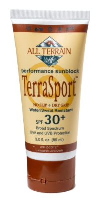 Fit Tip: Pick Up Some Sweatproof Sunscreen