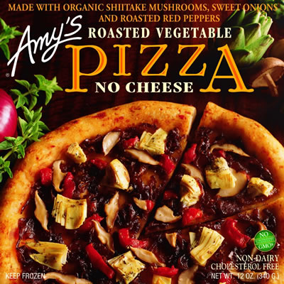Best Frozen Vegetable Pizza