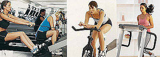 Get It Up, Your Heart Rate That Is: Gym Triathlon