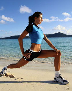 Summer Workout: Beach Boot Camp
