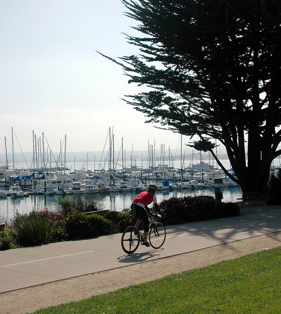 Monterey, CA: Peninsula Recreational Trail