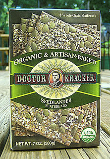 Food Review: Doctor Kracker's Seedlander Flatbreads