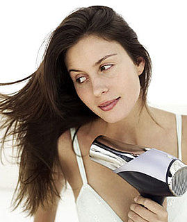 Fit Tip: Work Your Legs While Blow Drying Your Hair