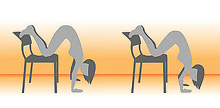 Get Lifted: Chair Push-Ups