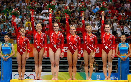 Do You Think the Chinese Gymnasts Are All Over 16 Years of Age?
