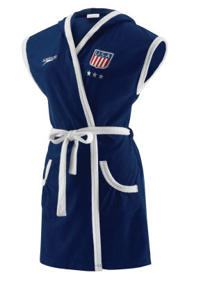 USA Terry Robe