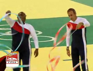 Matt and Al's Rhythmic Gymnastics: Hilarious or Humiliating?