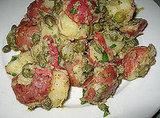 Potato Salad With Cornichon and Capers