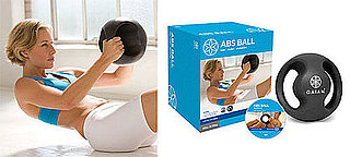 Cool Fitness Gadget: Gaiam Abs Ball