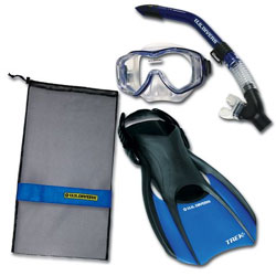Pro Snorkel Set on Sale!