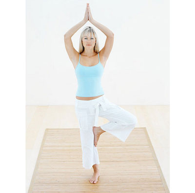 Strike a Yoga Pose: Balancing Sequence