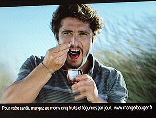 French Warnings on Junk-Food Ads: Cool or Not?