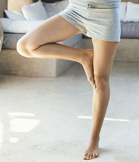 Will Yoga Change Your Shoe Size?