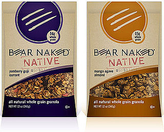 Food Review: New Bear Naked Native Granola