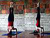 Strike a Yoga Pose: Tripod Headstand 