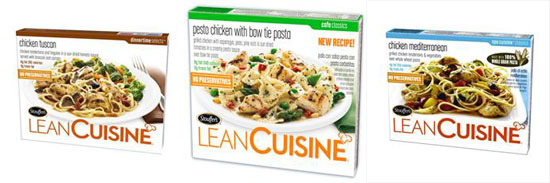 Food Recall: Lean Cuisine Chicken Meals