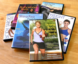 Fit Tip: Trade Fitness DVDs With a Friend