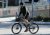 Biking in Beverly Hills