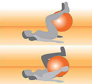 Get on the Ball: Abdominal Twist