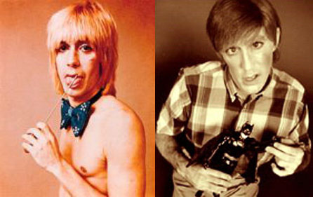 "Iggy Pop and ""Stuart"" From Mad TV"
