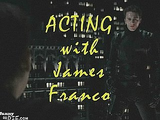 James Franco on Greenscreen Acting