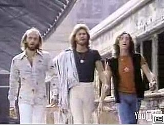 Flashback: Bee Gees Stayin' Alive