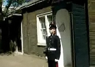 Will the British Guard Crack a Smile?