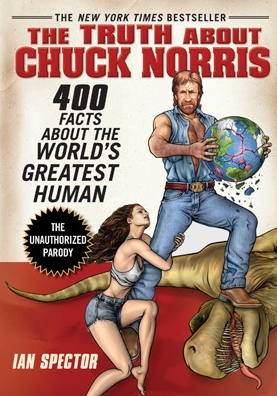 Book of the Day: The Truth About Chuck Norris