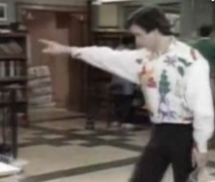 Balki Rick Roll on Perfect Strangers
